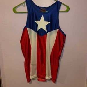 Other - Puerto Rican Flag Shirt